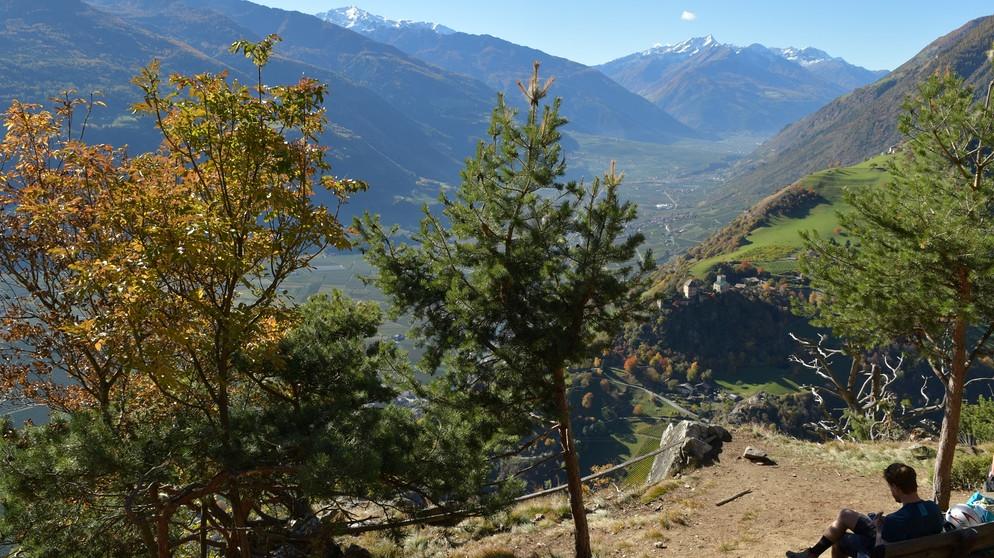 Klettersteig Naturns : Bergauf bergab: der hoachwool klettersteig bei naturns tourentipps