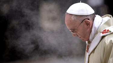 Vaticano - Pope Francis leads a Mass in St Peter Basilica  | Bild: picture-alliance/dpa
