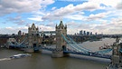 Die Tower Brigde in London | Bild: BR