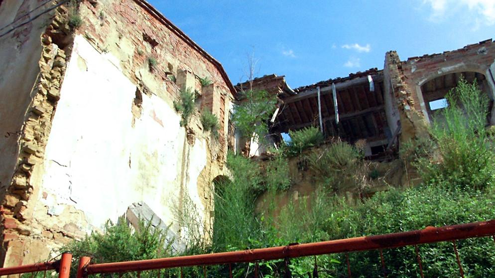 Italien Dorf Zu Verkaufen Euroblick Br Fernsehen Fernsehen