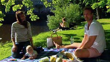 schweden kranf hrerin im hafen von g teborg euroblick br fernsehen fernsehen. Black Bedroom Furniture Sets. Home Design Ideas