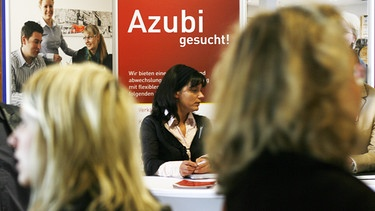 "Azubis beim""Job-Speed-Dating"" gesucht 