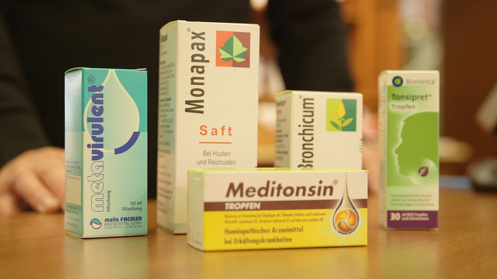 medikamente bei erkältung
