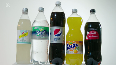 Softdrinks | Bild: Screenshot BR