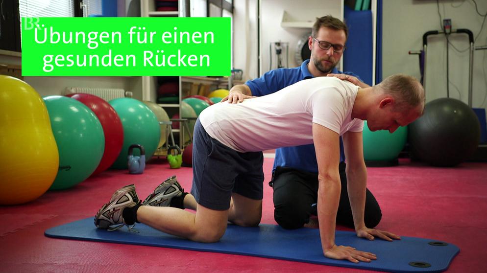 Geliebte Einfache Rückenübungen für zu Hause: Kraft und Beweglichkeit für @AA_59