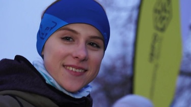 Carolin Miller, Teilnehmerin, ISPO Night Run | Bild: Screenshot BR