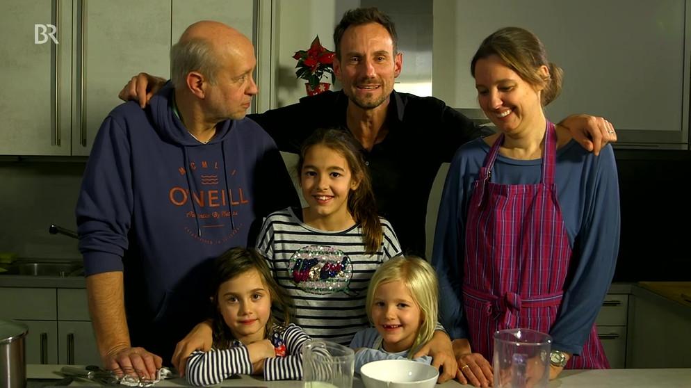 Das Perfekte Weihnachtsmenü.Familienkochkurs Das Perfekte Weihnachtsmenü