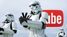 Star Wars Rogue One Youtube Teaserbild | Bild: Disney/Youtube Logo/Montage BR