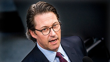 Andreas Scheuer | Bild: picture-alliance/dpa