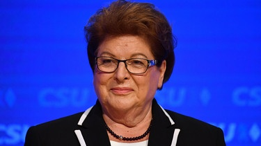 Barbara Stamm, CSU | Bild: picture-alliance/dpa