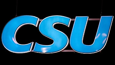 CSU Logo | Bild: picture-alliance/dpa