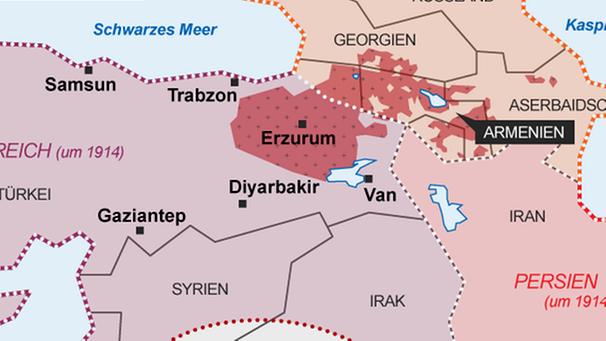 Turkische Graueltaten An Armeniern Die Schwere Last Der G Frage Br24 Br De