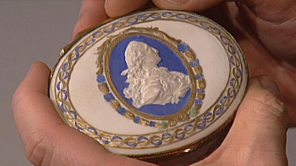 schnupftabakdose um 1770 porzellanmanufaktur nymphenburg porzellan schatzkammer kunst. Black Bedroom Furniture Sets. Home Design Ideas