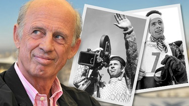 Willy Bogner 2010,1966 und 1960 | Bild: picture-alliance/dpa; BR; Montage: BR