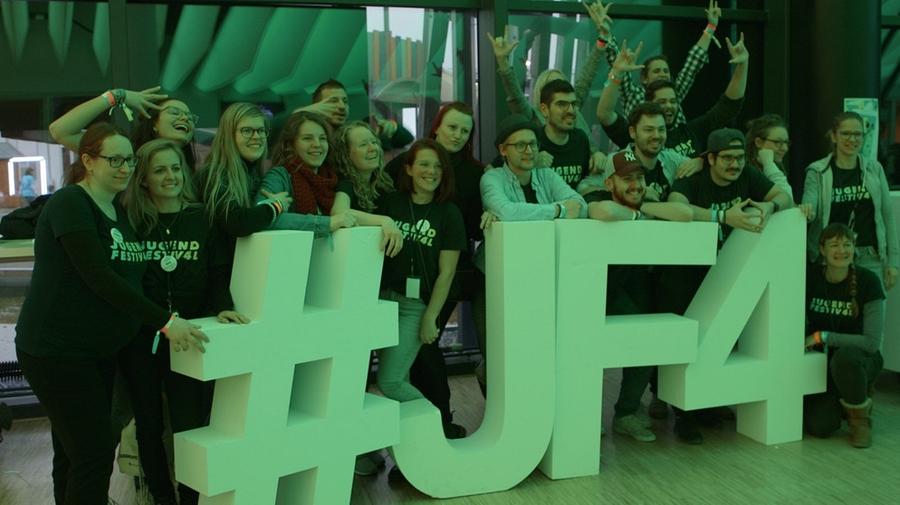 """JF4"": Das 4. Jugendfestival in München"