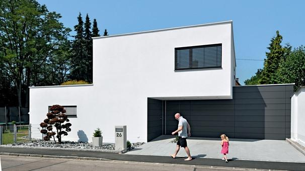 Bauhausstil Architektur traumhäuser ein energiespar bauhaus dritte staffel traumhäuser