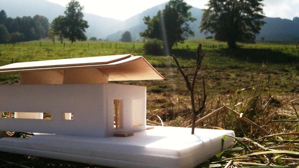 Traumhäuser wiederbesucht Ein Haus am Berg