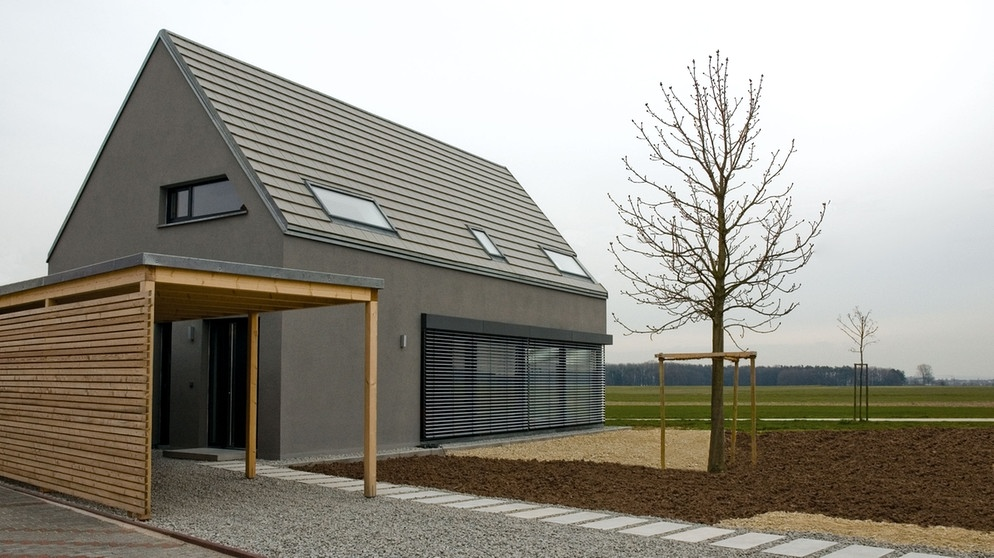 Modernes Satteldachhaus by http://www.flow-architektur.de ...