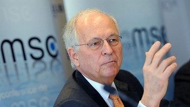 Wolfgang Ischinger | Bild: picture-alliance/dpa