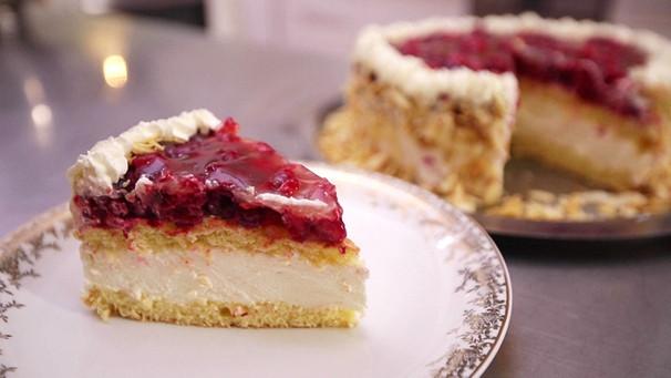 Rezept Von Claudia Fenzel Himbeer Joghurt Torte Rezepte Wir In