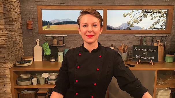 Franzisca Jacobs Freude Am Essen Rezepte Wir In Bayern Br