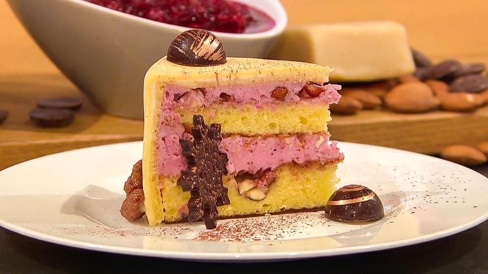 Wir In Bayern Rezepte Gebrannte Mandel Torte Rezepte Wir In