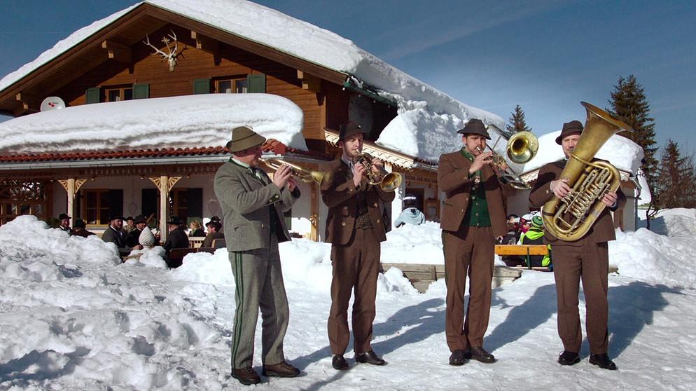 Volksmusik Mit Jungen Musikanten Br Heimat Zsammg Spuit Br Fernsehen Fernsehen Br De