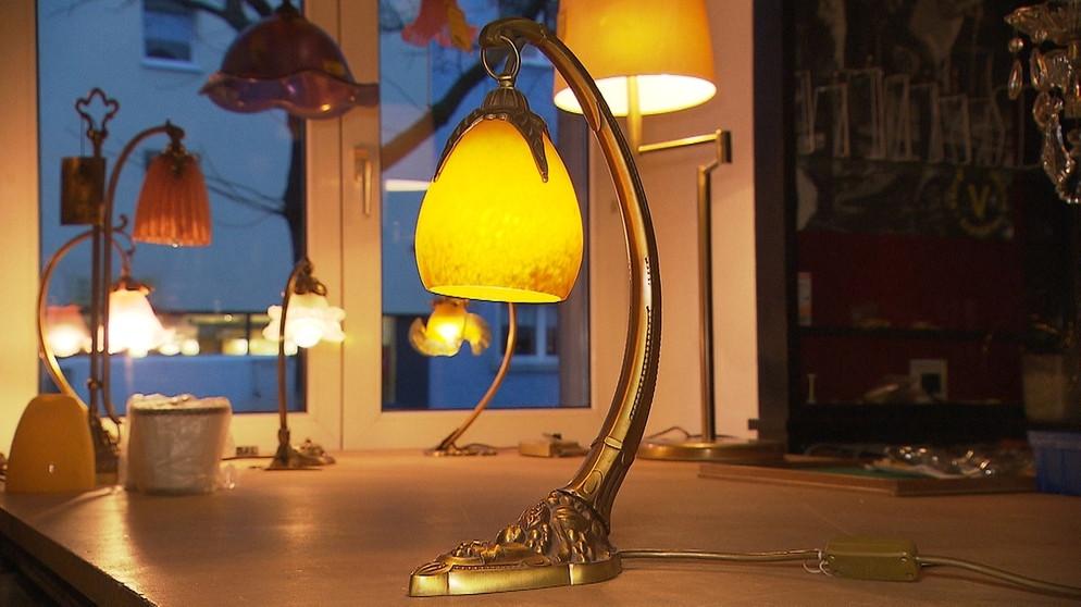 Der Nurnberger Lampensalon Erleuchtung Garantiert Zwischen