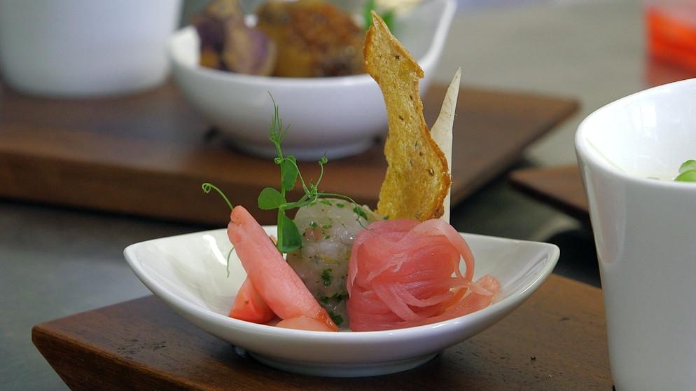 Sommer Küche Rezept : Regionale sommerküche an der wurzel gepackt rettich rezepte aus