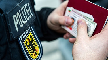 Bundespolizei | Bild: picture-alliance/dpa