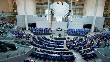 Bundestag | Bild: BR/Lisa Hinder