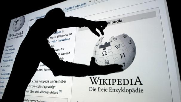 wikipedia edits aus dem bundestag symbolbild bild picture alliance