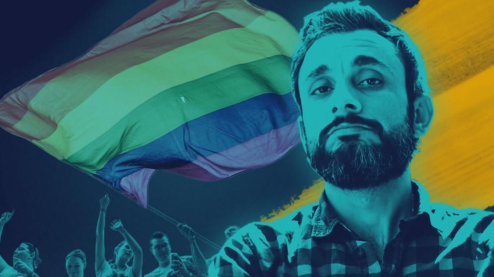Alle denken ich bin schwul