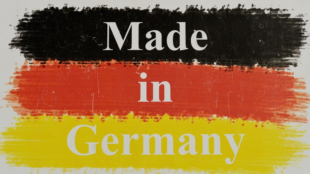 """Made in Germany""-Plakat 