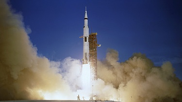 Apollo 8 | Bild: picture-alliance/dpa
