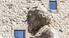 Karl Marx Statue in Trier | Bild: picture-alliance/dpa
