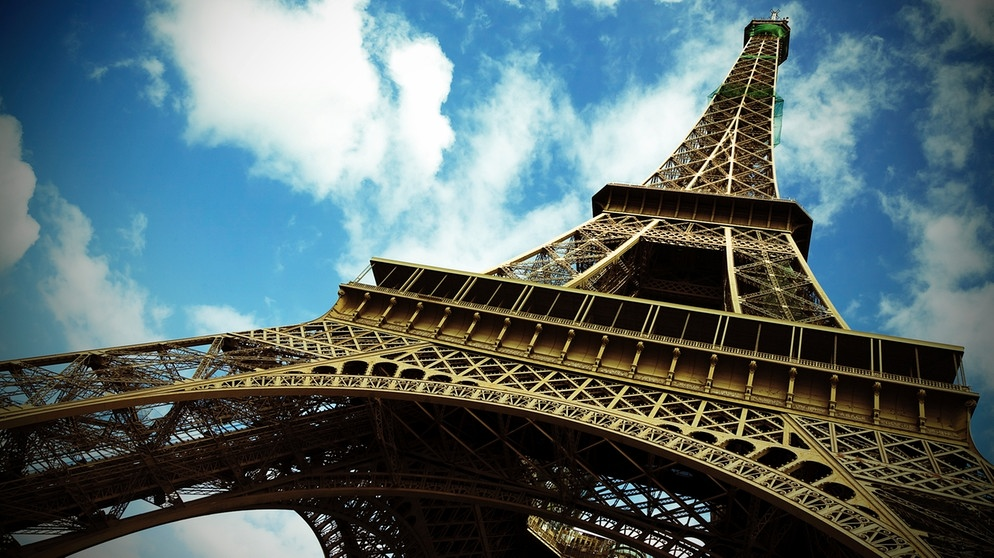 Eiffelturm in Paris | Bild: colourbox.com