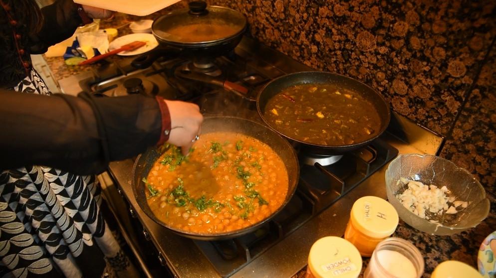 Leichte Kost : Vegetarische Rezepte aus der Heimat von Ayurveda ...