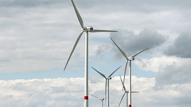 Windräder | Bild: picture-alliance/dpa