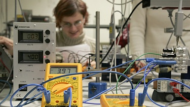 Physik Studium | Bild: picture-alliance/dpa