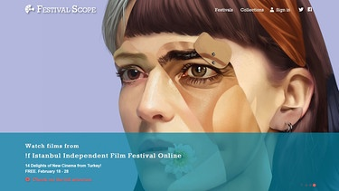 Screenshot von Festival Scope | Bild: festivalscope.com