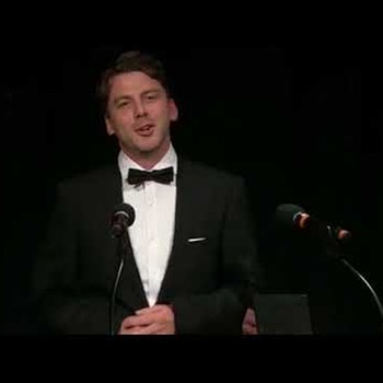 2017 Student Academy Awards: Johannes Preuss - Foreign Documentary Gold Medal | Bild: Oscars (via YouTube)