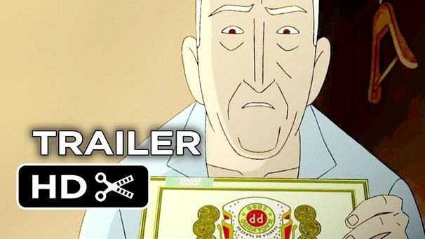 Wrinkles Official Trailer (2014) - Tacho González Spanish Animation Movie HD | Bild: Movieclips Indie (via YouTube)