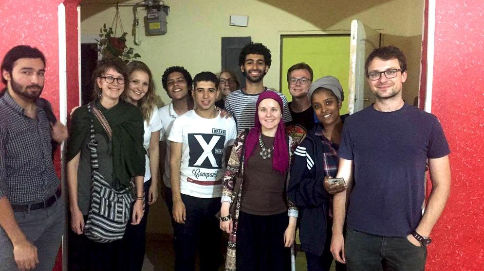 Lebenserwartung in Ägypten nach Geschlechtern bis 2019
