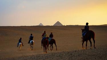 Ägypten | Bild: Friederike Fehlig