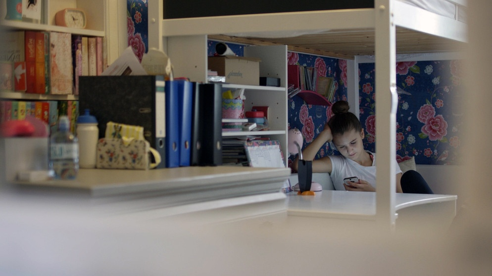 "Campus Reportage ""Digital Natives - Alarm im Kinderzimmer"" 