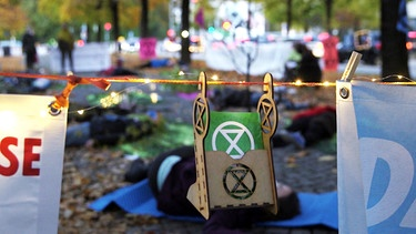 Extinction Rebellion | Bild: BR