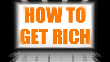 how to get rich | Bild: colourbox.com