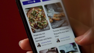 App-Test Koch-Apps: App Kitchen Stories | Bild: BR