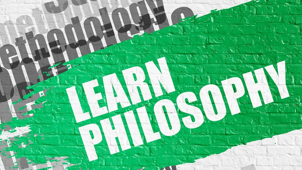 Learn philosophy Grafik | Bild: colourbox.com